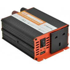 24V Softstart Power Inverter Modified Sine 300W