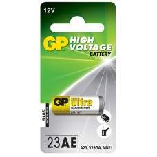 23AE 12V alkaline battery - 1 piece on a blister