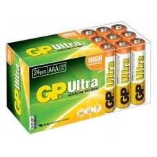 AAA 24pk Ultra alkaline batteries in easy store UPVC Box
