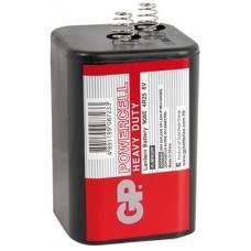 GP® Powercell Battery, GP908 (PJ996, 4R25), 6V, 66.0x66.0x111.0mm, 1pc/pack.