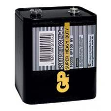 GP ® Powercell Battery, GP1603S (PP9), 9V, 63.0x52.0x81.0mm, 1pc/pack