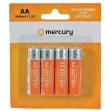AA 2800mA NiMH battery/4