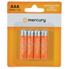 AAA 700mA NiMH battery/4
