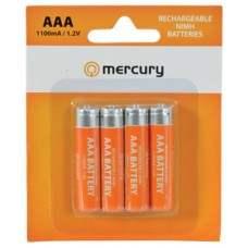 AAA 1100mA NiMH battery/4