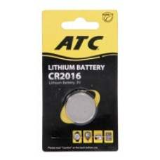 CR2016 Lithium cell