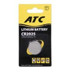 CR2025 Lithium cell
