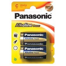 C Panasonic Alkaline Bronze Range - 2 Pack
