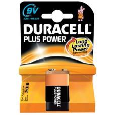 9V PP3 Duracell Plus power Single Pack