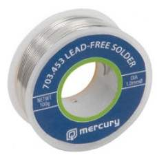 Lead-free solder, 1.0mm Ø, 100g, 15m reel