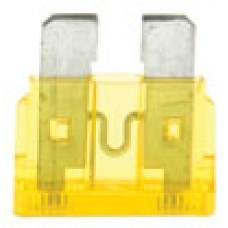 Blade Fuse 20A Yellow