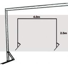 TrussLite Goal Post Kit 4 - 4000mm (W) x 2500mm (H)