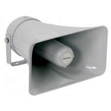 Heavy duty rectangular horn speakers, 8 Ohm, 15W rms