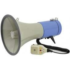 L80R sling megaphone with looper