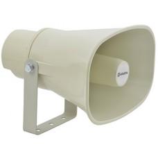 Rectangular horn speaker, 100V line, 15W rms