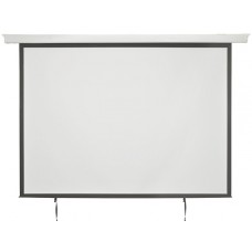 86 4:3 Electric Motorised Projector Screen