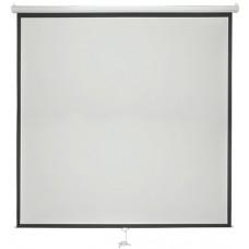 84 1:1 Manual Projector Screen