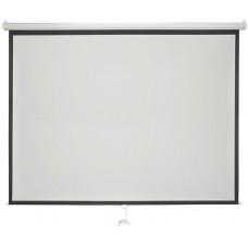 100 4:3 Manual Projector Screen