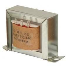 100V line transformer, 1.25, 2.5, 5, 10, 20W