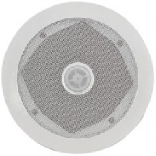 13cm (5.25) ceiling speaker with directional tweeter/ Single
