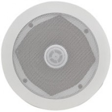 16.5cm (6.5) ceiling speaker with directional tweeter/ Single