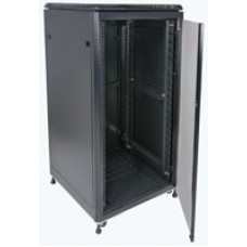 19 Data cabinet flat packed, 21U