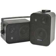 100v line speakers 30W black - pair