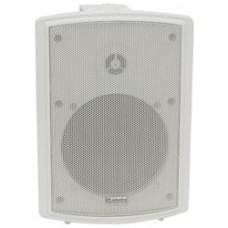 FSV-W High performance foreground speaker, 100V line, 8 Ohm, 65W rms, white