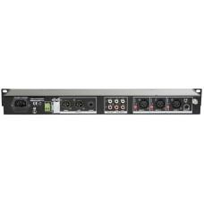 adastra Mixer da Rack con Bluetooth USB Radio FM MM321